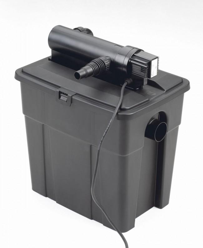 Sistema filtrante per laghetto multiclear set 5000 set for Pompa filtro laghetto solare