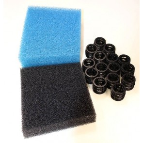 Replacement filter media PondoClear Set 4000