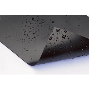 PVC pond liner 0.5 mm / 2 m width