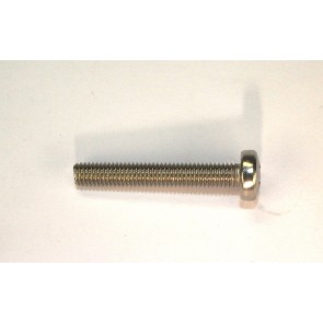 Śruba soczewkowa V2A DIN 7985 M5 x 33