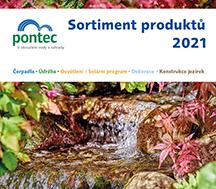 Pontec naše výrobky 2020
