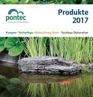 Pontec Flyer 2017