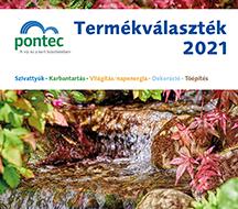 Pontec Katalógus 2021