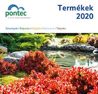 Pontec Katalógus 2020